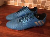 Adidas messi studded football boots