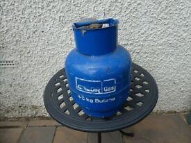 M/T CALOR GAS 4.5 CYLINDER