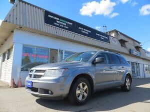2009 Dodge Journey LOADED,CERTIFIED,2 FULL SETS OT WHEELS AND TI