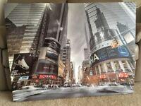NewYork canvas