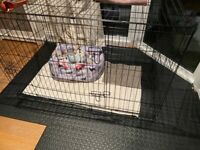 Dog cage/pen