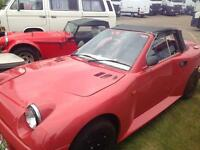 Dutton kit car, tax exempt
