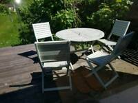 Garden Furniture Set Available