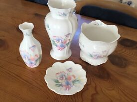 Ainsley ceramic vases plus