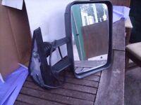 Iveco side mirror
