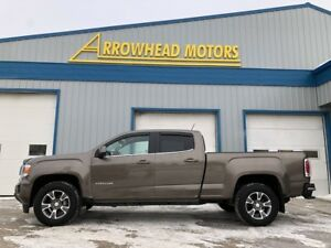 2015 GMC Canyon 4x4