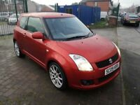2009 (09 reg), Suzuki Swift 1.3 Attitude 3dr Hatchback, £1,995 p/x welcome