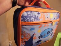 A Zip Up The Reef Carry Case For School or Swimming Etc