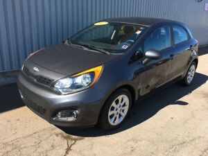 2013 Kia Rio LX+ GREAT HATCHBACK WITH FACTORY WARRANTY, NICE...