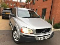 Volvo XC90 2004 2.4 TD D5 **DIESEL**AUTOMATIC **REAR DVD SCREENS ** 2 KEYS ** FULL SERVICE HISTORY *