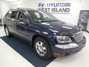 2004 Chrysler Pacifica V6 3.5L CUIR/MAGS/DVD/8 PNEUS