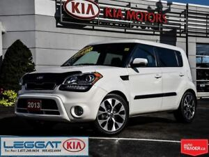 2013 Kia Soul 2.0L - BLUETOOTH, NAVI & LEATHER SEATS