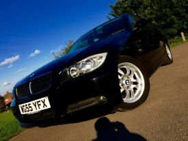 2005 BMW 318D 1 Owner, Full History,6 Speed Full Year MOT In Good Condition. Call 07723351409.