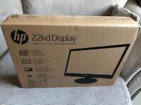 HP T3U87AA#ABU HP 22KD FULL HD MONITOR GLOSS BLACK - T3U87AA#ABU