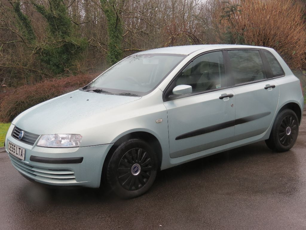 2005 fiat stilo 1 9 jtd very economical reliable not ford bmw vauxhall citroen offers. Black Bedroom Furniture Sets. Home Design Ideas