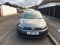 VW Golf , AUTOMATIC, Diesel, 5 Doors, Very Clean , PCO/ MOT 30/04/2018