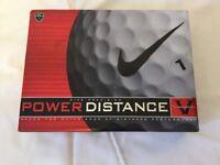 Box Of 12 Brand New Nike Golf Balls