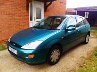 **FOR SALE** Ford Focus LX 1.6 2001 £500