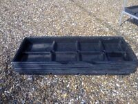 Plastic seed tray holders. Heavy Duty