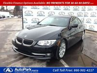 2011 BMW 3 Series 328i Coupe| 6 Speed Manual| Red Leather Interi