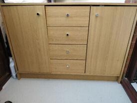 Kitchen Wardrobe with drawers