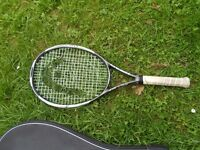 Head tennis, racquet