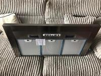 Electrolux cooker hood. 900mm