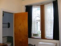 Central good sized single studio flat with garden view