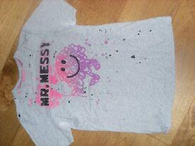 NEXT T-Shirts 3 x Size Small + 1 x Short Sleeve Shirt
