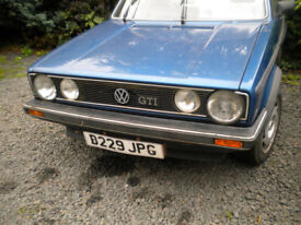mark 1 golf cabby gti look a like