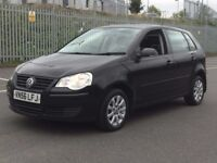 2007 VW POLO 1.4 SE * 5 DOOR * 1 YEAR MOT * PART EX WELCOME * DELIVERY *