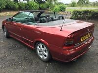 ASTRA 1.6 COUPE convertible 50,000 PX WHY?