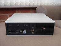 HP Compaq DC5800 Desktop/Tower PC , Windows 10 Computer Base Unit.