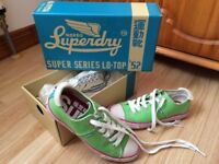 Superdry Girls Trainers