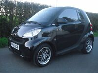 Smart Fortwo Passion Auto low mileage, satnav, leather interior