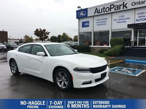 2015 Dodge Charger SXT| Bluetooth| Sunroof|  Keyless entry