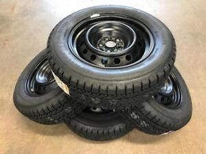 Toyota winter tire/wheel package. New 195/65R15
