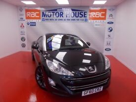Peugeot RCZ THP GT(HUGE SPEC) FREE MOT'S AS LONG AS YOU OWN THE CAR!!! (grey) 2010