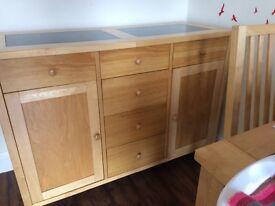 Dining room side cabinet for sale