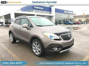 2014 Buick Encore Premium PST Paid - Remote Starter - Low Kms