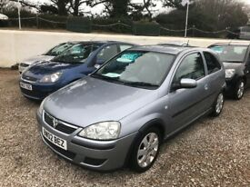 Vauxhall Corsa 1.2 Sxi+Cdti *£30 TAX-12 MOT+3 MONTH WARRANTY*