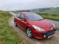 Peugeot, 307, Hatchback, 2006, Manual, 1560 (cc), 5 doors