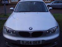 BMW 120D SE AUTOMATIC