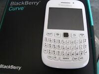 Blackberry Curve 9320 Mobile Phone In White, With Charging Cable & Instructions - Price O.N.O
