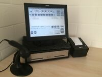 ★ Retail Epos & Touchscreen Till PoS Great for Clothing, Computer, Newspaper, Sporting, Shop, Cafe