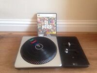 Guitar Hero & DJ Hero - XBOX 360