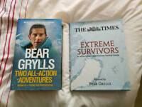 Bear Grylls books