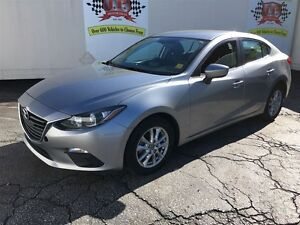 2014 Mazda MAZDA3 GS-SKY, Steering Wheel Controls, Only 32,000km