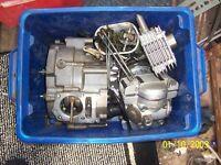 YAMAHA TTR125 ENGINE PARTS