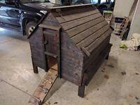 Traditional Chicken Coop / Hen Ark